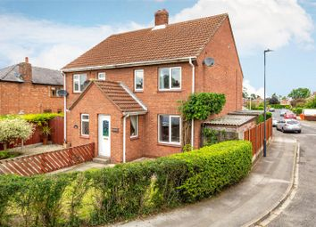 Thumbnail 3 bedroom semi-detached house for sale in Water Lane, Hemingbrough, Selby