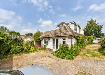 Thumbnail 4 bed detached house for sale in Woodcroft Lane, Waterlooville