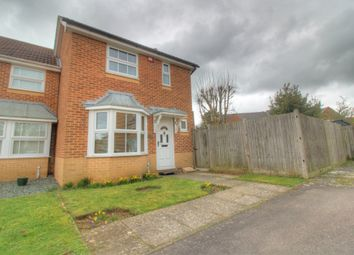 Sissinghurst Drive, Maidstone ME16. 2 bed end terrace house for sale