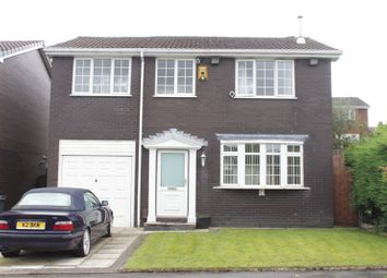 Thumbnail 5 bedroom detached house for sale in Birkenhills Drive, Bolton, Greater Manchester