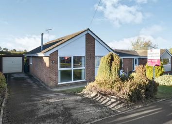 Thumbnail 3 bed detached bungalow for sale in Ashes Avenue, Hulland Ward, Ashbourne