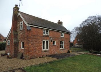 Thumbnail 2 bed detached house to rent in Graby, Sleaford, Lincolnshire
