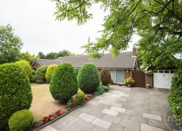 Thumbnail 4 bed detached bungalow for sale in Liverpool Road South, Burscough, Ormskirk