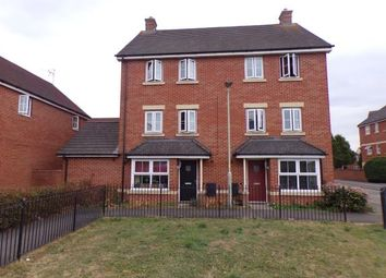 Thumbnail 5 bed town house for sale in Valley Gardens Kingsway, Quedgeley, Gloucester, Gloucestershire