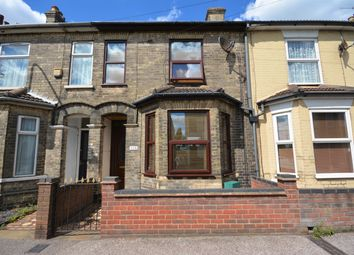 Thumbnail 3 bedroom terraced house to rent in St Peters Street, Lowestoft, Suffolk
