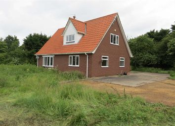 Thumbnail 4 bedroom detached house to rent in Sleaford Road, Heckington, Sleaford