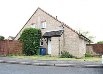 Thumbnail 1 bedroom semi-detached house to rent in The Brambles, Bar Hill, Cambridge
