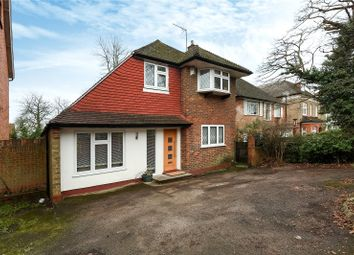 Thumbnail 3 bedroom detached house for sale in Green Lane, Northwood, Middlesex
