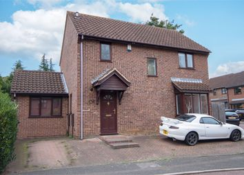 Thumbnail 5 bed detached house for sale in Penn Gardens, East Hunsbury, Northampton