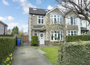 Thumbnail 4 bed semi-detached house for sale in Norton Lane, Norton, Sheffield