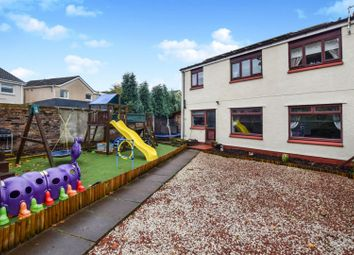 Thumbnail 3 bed semi-detached house for sale in Glenfruin Road, Glasgow