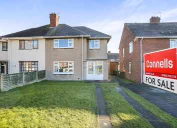 Thumbnail 3 bed semi-detached house for sale in Cavendish Gardens, East Park, Wolverhampton