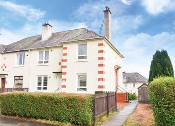 Thumbnail 2 bed semi-detached house for sale in Friarscourt Avenue, Knightswood, Glasgow