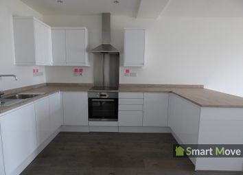 Thumbnail 2 bedroom flat to rent in Vicarage Farm Road, Peterborough, Cambridgeshire.