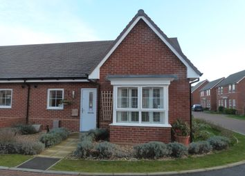 Thumbnail Semi-detached bungalow for sale in Jodrell Place, Selsey, Chichester