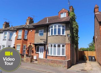Thumbnail 4 bed end terrace house for sale in Regent Street, Leighton Buzzard