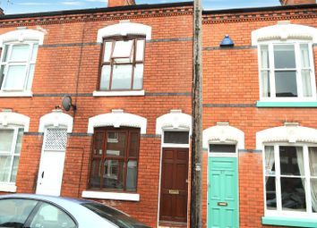Thumbnail 2 bed terraced house to rent in Hartopp Road, Clarendon Park, Leicester