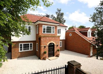 Thumbnail 7 bed detached house for sale in Copse Hill, Wimbledon