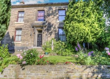Thumbnail 3 bed detached house for sale in Wedneshough Green, Hollingworth, Hyde