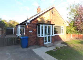 Thumbnail 3 bed detached bungalow for sale in Welton Road, Brough