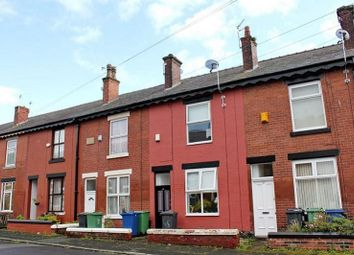 Thumbnail 2 bed terraced house to rent in Heaton Street, Prestwich, Manchester