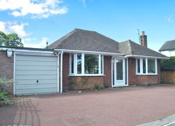 Thumbnail 4 bed bungalow for sale in Eastwood Drive, Littleover, Derby