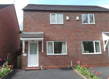 Thumbnail 2 bedroom semi-detached house for sale in Chapel Lane, Telford