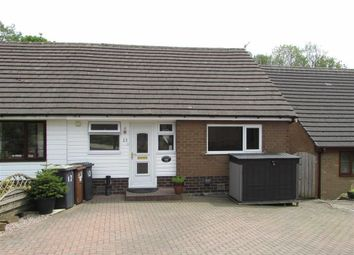 Thumbnail 3 bed semi-detached bungalow for sale in Hawthorn Close, Chinley, High Peak