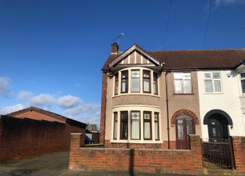 Thumbnail 3 bed end terrace house to rent in Gorseway, Coventry
