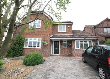 Thumbnail 4 bed detached house for sale in Penhale Close, Otterspool, Liverpool