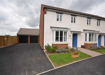 Thumbnail 3 bed town house to rent in Cornucopia Grove, Wedgwood Park, Barlaston