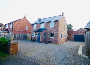 Thumbnail 5 bed detached house for sale in York Road, Strensall, York
