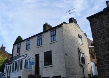 Thumbnail 1 bed semi-detached house for sale in Clough Lane, Keighley, Oakworth, West Yorkshire
