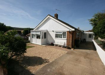 Thumbnail 3 bed detached bungalow for sale in Hailsham Avenue, Saltdean, Brighton, East Sussex