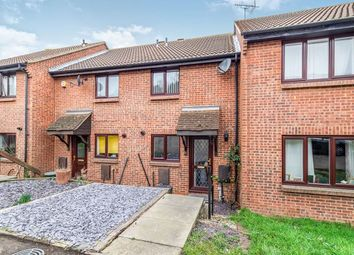 Thumbnail 2 bed terraced house for sale in Bilsington Close, Walderslade, Chatham