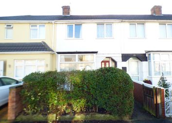 Thumbnail 3 bed terraced house for sale in Hazelwood Road, Bedford