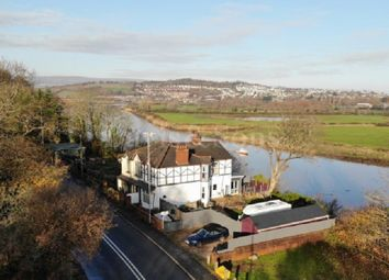Thumbnail 3 bed semi-detached house for sale in Caerleon Road, Newport, Gwent.