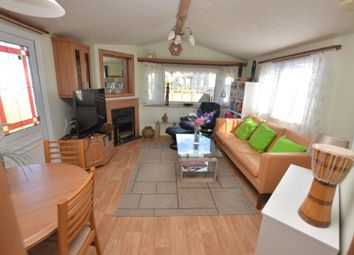 Thumbnail 1 bed detached bungalow for sale in Glenhaven Park, Helston, Cornwall