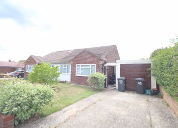 Thumbnail 2 bed semi-detached bungalow for sale in Orchard Drive, Tonbridge