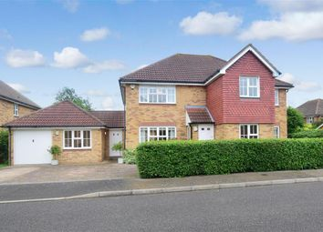 Thumbnail 4 bed detached house for sale in Lodge Field Road, Whitstable, Kent