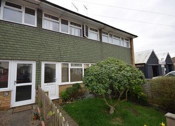 Thumbnail 2 bed terraced house for sale in Glover Road, Willesborough, Ashford