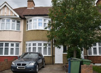 Thumbnail 3 bed terraced house for sale in Hampden Road, Harrow