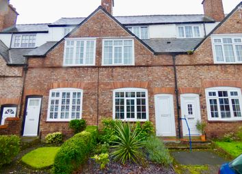 Thumbnail 3 bedroom terraced house for sale in Place Road, Broadheath, Altrincham