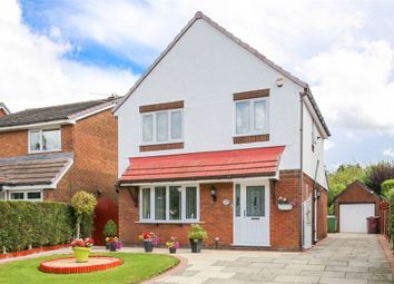 Thumbnail 3 bed detached house for sale in Yellow Lodge Drive, Westhoughton, Bolton