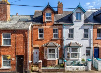 Thumbnail 3 bed terraced house for sale in Hillbudge Terrace, Park Street, Crediton
