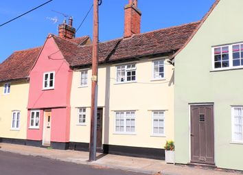 Benton Street, Hadleigh, Suffolk IP7. 2 bed terraced house