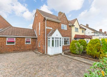 Thumbnail 3 bed semi-detached house for sale in Spekehill, Mottingham, London