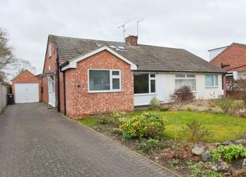 Thumbnail 3 bed semi-detached bungalow to rent in Riversdale Drive, Nether Poppleton, York