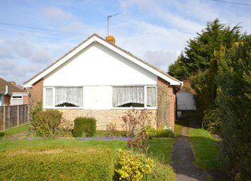 Thumbnail 2 bed detached bungalow for sale in Newbridge Way, Pennington, Lymington