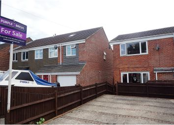 Thumbnail 2 bedroom semi-detached house for sale in Grainger Gardens, Southampton